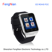 "1.54"" 240X240 2.0M camera 3G/WCDMA android mobile phones without camera cheap touch screen watch phone"