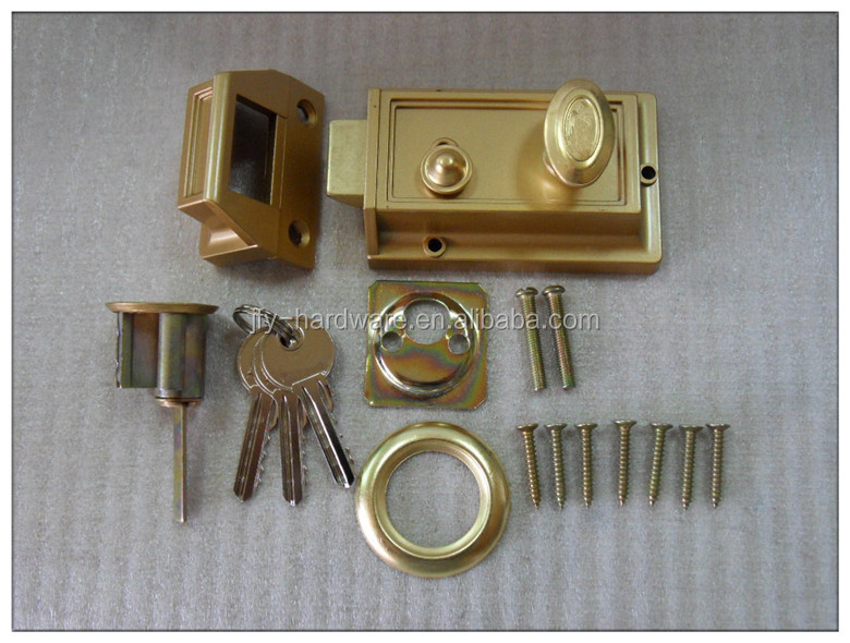 Bird lock rim lock night latch door lock ZL-564