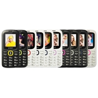 high quality OEM wholesale 1.8 inch bar feature mobile phone worlds smallest phone