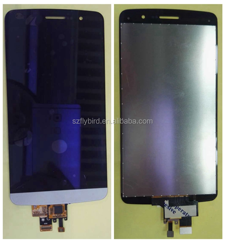 Touch Screen LCD Display Digitizer Assembly For LG Zone X180 LCD Replacemnet