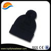 Black Warm Earflaps Winter Hats Kintted