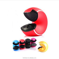 New Bluetooth Speaker K99 Conch NFC Subwoofer Wireless Speaker TF Bluetooth 3.0 Stereo Mini Portable Speaker with Mic