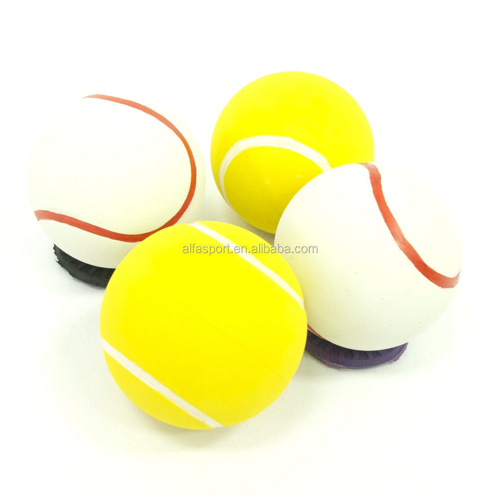 Hot Sale Rubber high bouncing flower ball, sport type