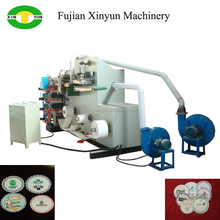 Auto paper cup coaster making machine