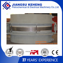 Pressure balanced expansion joints