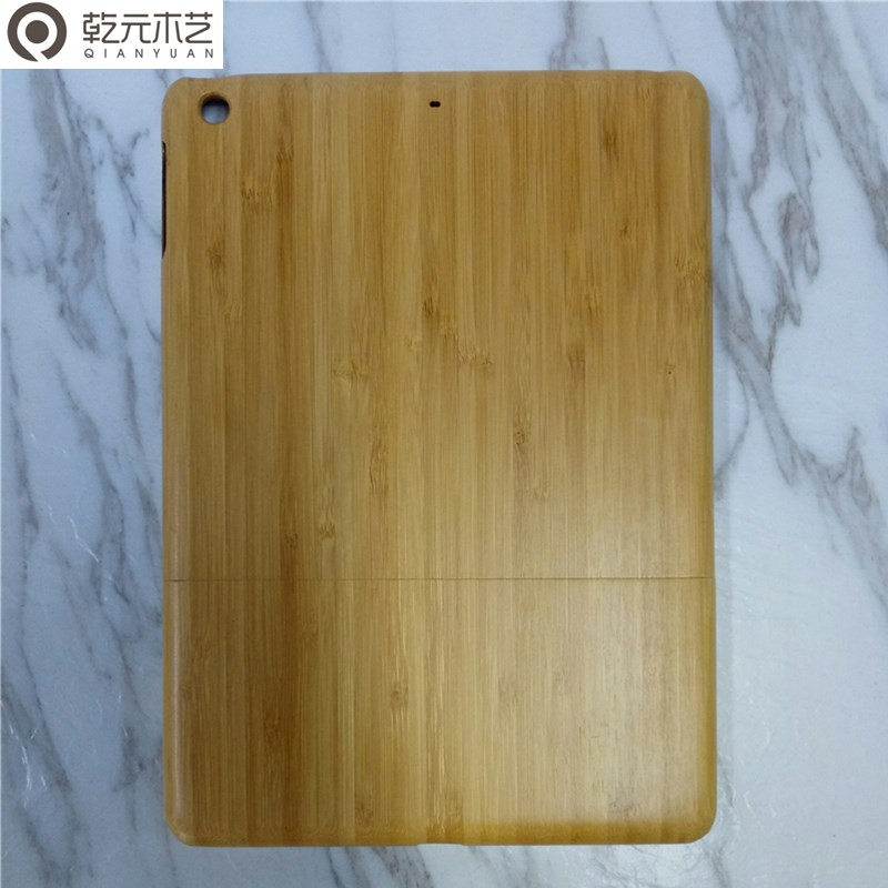 New anti-scrach computer accessories tablet cover bamboo case