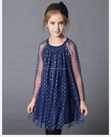 navy / champagne girls birthday party dresses, party dresses for teenage girls