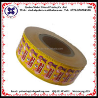 Manufacturer direct sale food grade colored wax wrapping paper