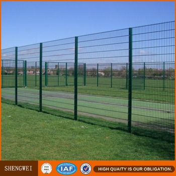 Clearvu Fence Euro Fence Mesh Yard Guard Welded Wire Fence