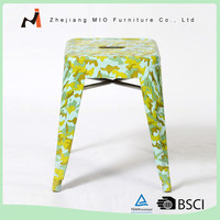 New product comfortable home decoration metal chair