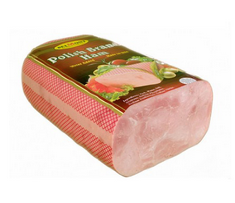 Plastic sausage casing for packing mould sausage