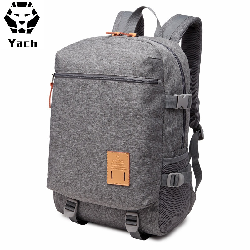 Waterproof Polyester stylish trendy student school bags laptop computer backpack bagpack for teenager
