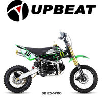 high quality 125cc sport bike mini dirt bike mini pit bike