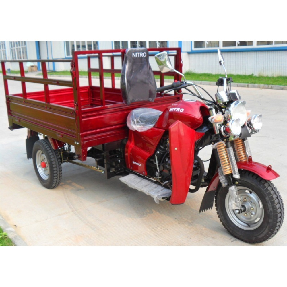 Top Quality cheap price 150cc 200cc 250cc cargo tricycle