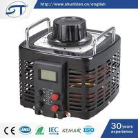 Single Phase AC Power Supplies Electrical Equipment Modern Type Regulator Stabilizer 380V 220V