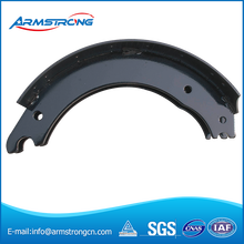 Excellent friction performance tractor brake shoe