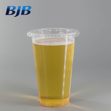 Wholesale square mini clear disposable plastic dessert cups for sale