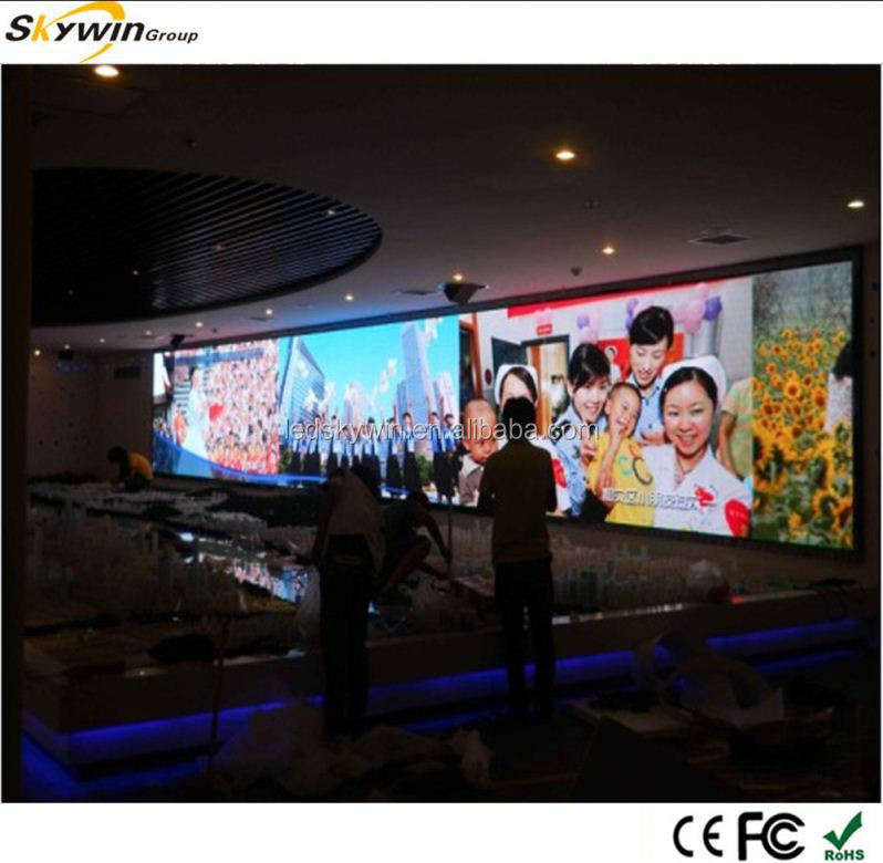Hot Sale New Product front service P3 Full color ali led display full xxx vedio high definition