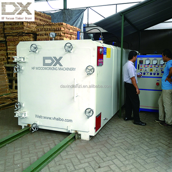 DX-3.0III-DX Square Shape Oak Type solid wood slabs drying machine
