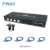 HD KVM Switch PW-SH0401K,,resolution max up to 4Kx2K@30Hz supports Hot Key switch HD