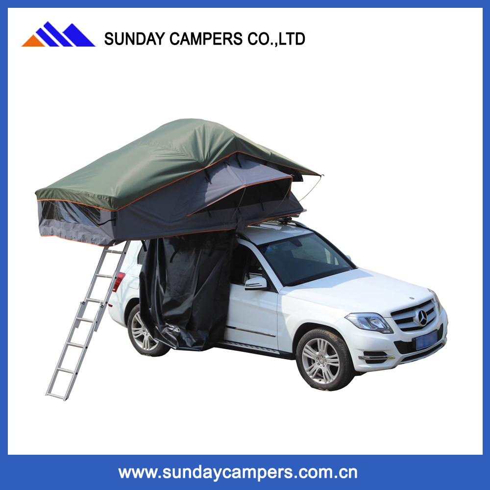 Jeep Roof top tent jeep/ suv / truck Trailer 4x4 roof tent with Changing Room