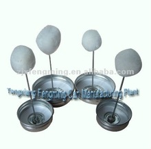 lids with brush, applicator lids, can lids