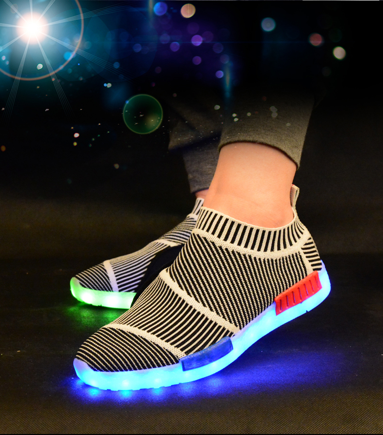 Amazing New Year Present Led shop shoes online