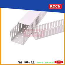 Plastic Low Smoke cable trunking