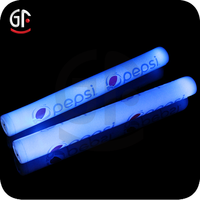 $0.38 Limited Time Promotion High Quality Custom LED Foam Glow Sticks