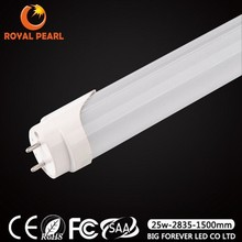 Pure White 3000-6500k 5ft new ark japan led tube8 sex led tube light
