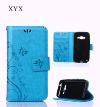 for xiaomi redmi note 3 cover with solid color grain flip pu leather, Pc mobile phone case for xiaomi mi note