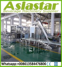 Automatic 5 gallon filling machine bucket washer