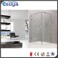 Shanghai supplier seal strip shower door slide shower toilet cubicles/shower room/ shower booth