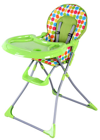 Hot sale eco-friendly private label baby high chair with fantastic design