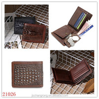 real cowhide genuine leather money bag leather wallet