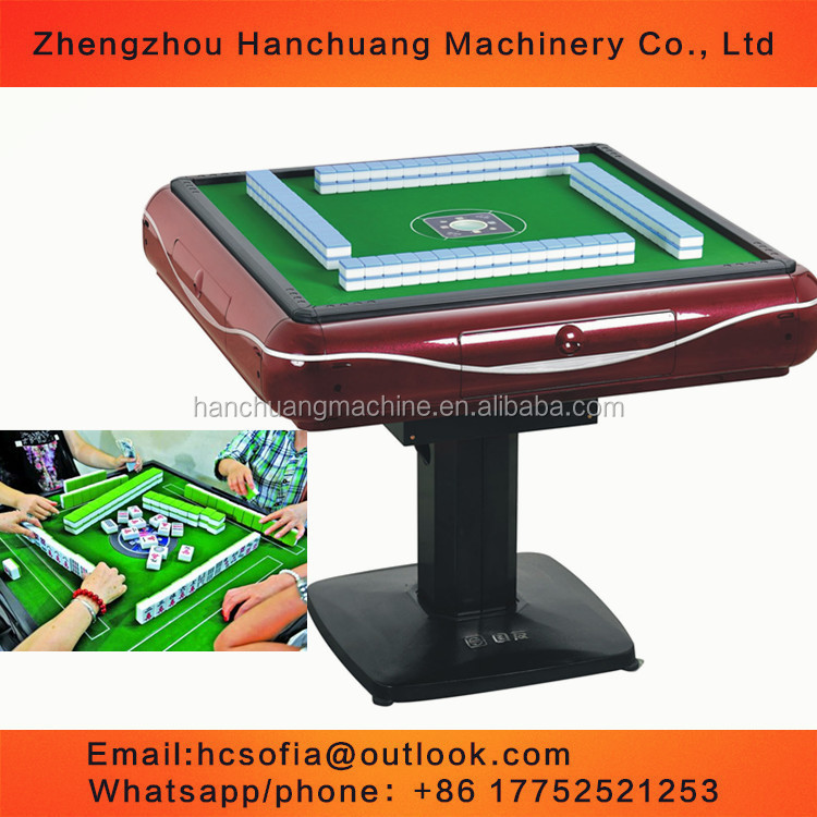 mahjong machine/ automatic majiang table