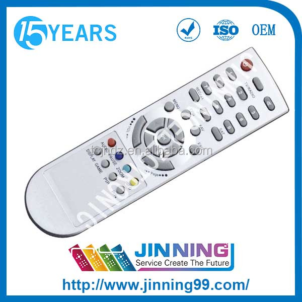 brand name electrons TIGER TV Remote Control made in Anhui