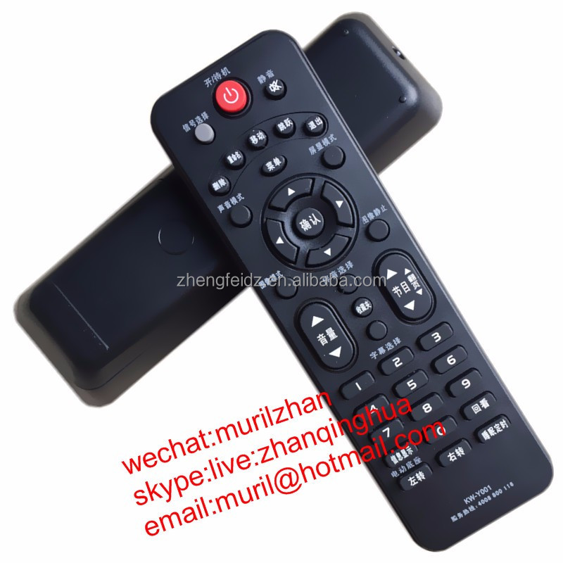 Black 40 Keys LCD TV REMOTE CONTROL for Konka KW-Y001 LED32F3600CE LED32F3300CE 42F330