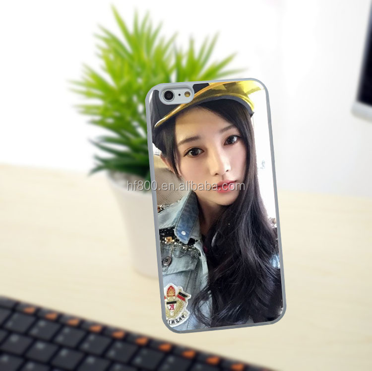 whole sale sublimation blank phone case 3D case mould for heat press transfer printing by custom design