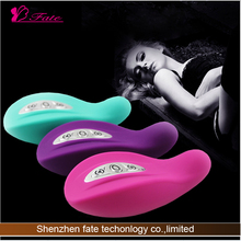 Full Silicone Graceful G-spot underwear vibrator for women console oneself