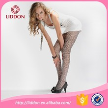 Luxurious of femininity leopard patterned free sampels for ladies sex tube japanese pantyhose