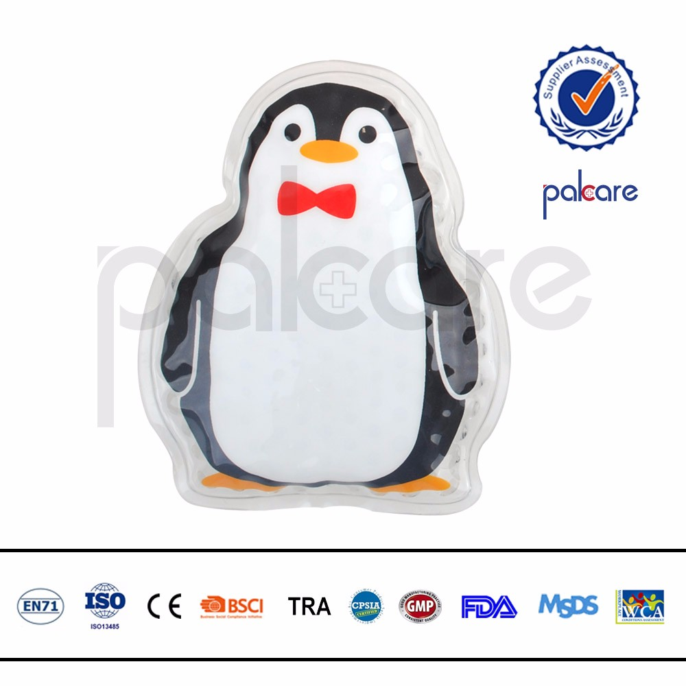 Animal shape ice pack hand warmer for promotion