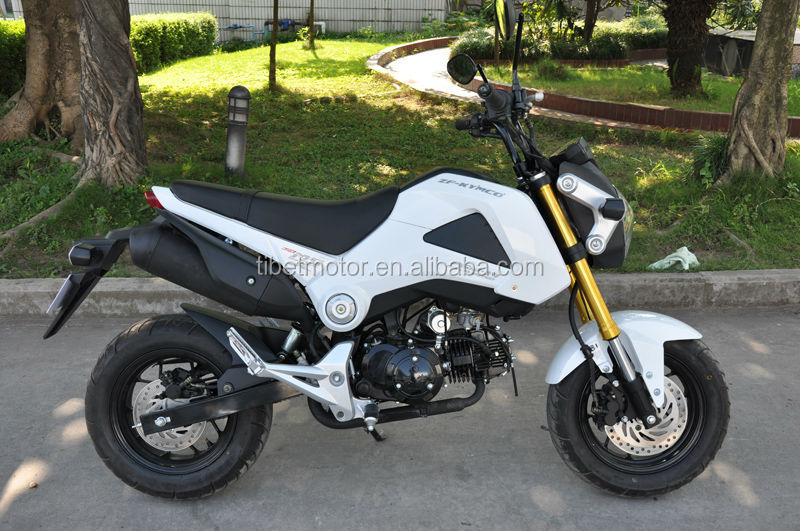 Cheap new gas street bike for sale(ZF125-A)