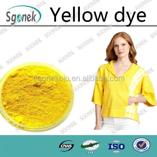 High purty Yellow dye 10 //CAS:9003-05-08