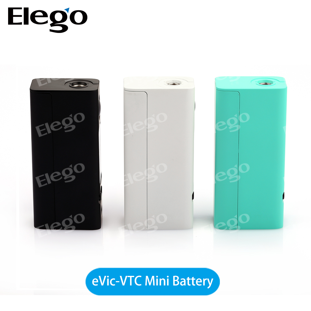 Elego Wholesale 100% Original Joyetech Evic VTC Mini Box Mod/Joyetech eVic VTC Battery Kit/eVic VT VS Kanger Subox Mini Bell Cap
