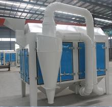 Pre-cleaning Rotary Drum Separator used in rice mill Grader seeds cleaning plants Used Wheat Flour Mill