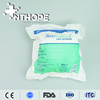 x-ray detectable blue loop surgical towel and gauze lap sponge