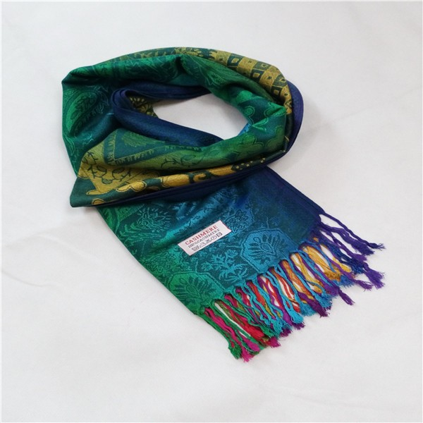 latest design high quality and cheap womens mir cashmere scarf