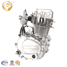 Single Cylinder Air-cooled 4-stroke CG125 Tricycle Motorcycle Engine