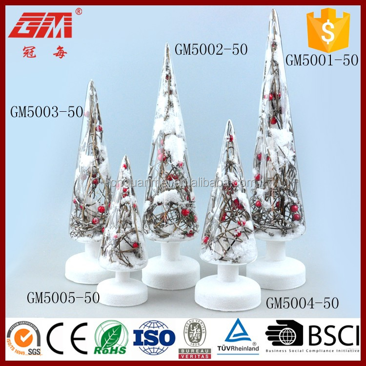 Artificial indoor LED Christmas tree